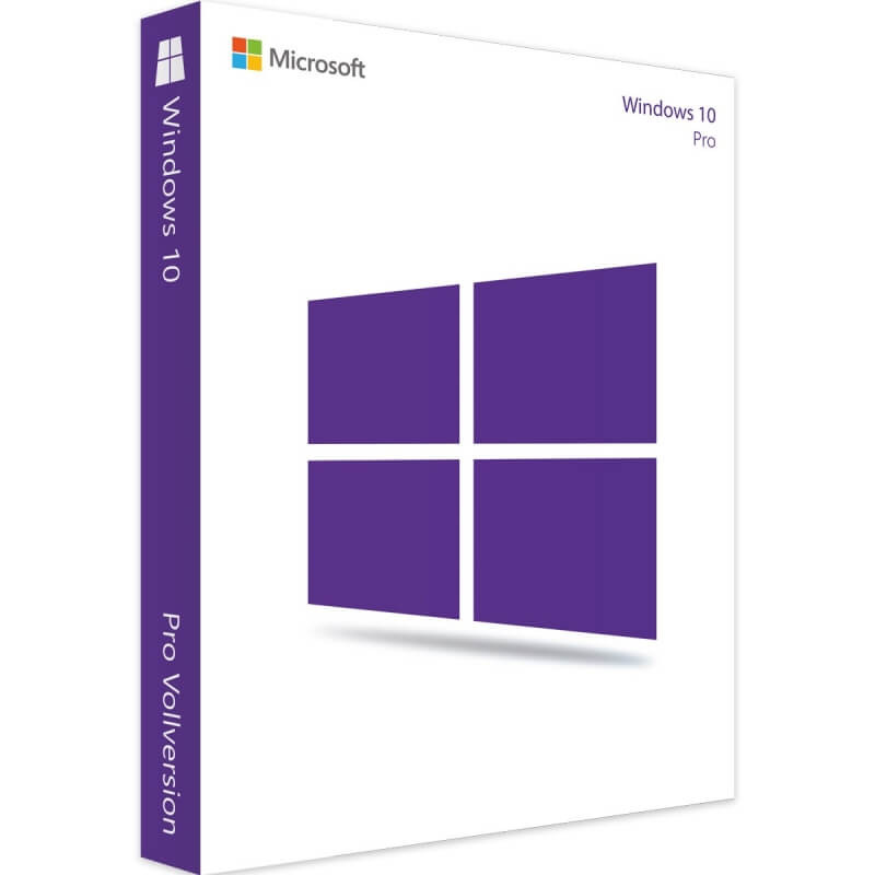 Windows 10 Pro   Retail Produkt