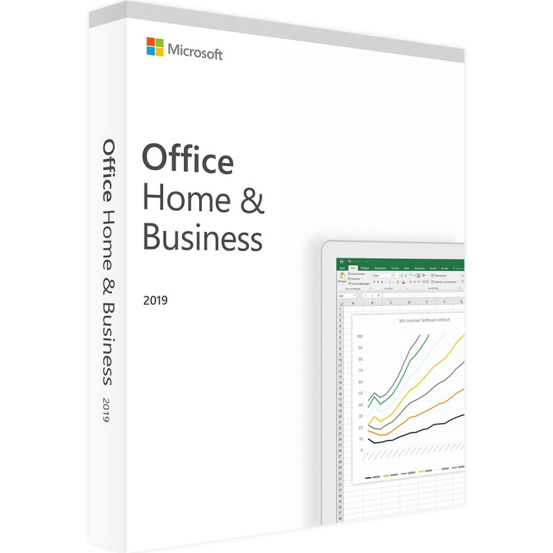 Office 2019 Home and Business   Mac System