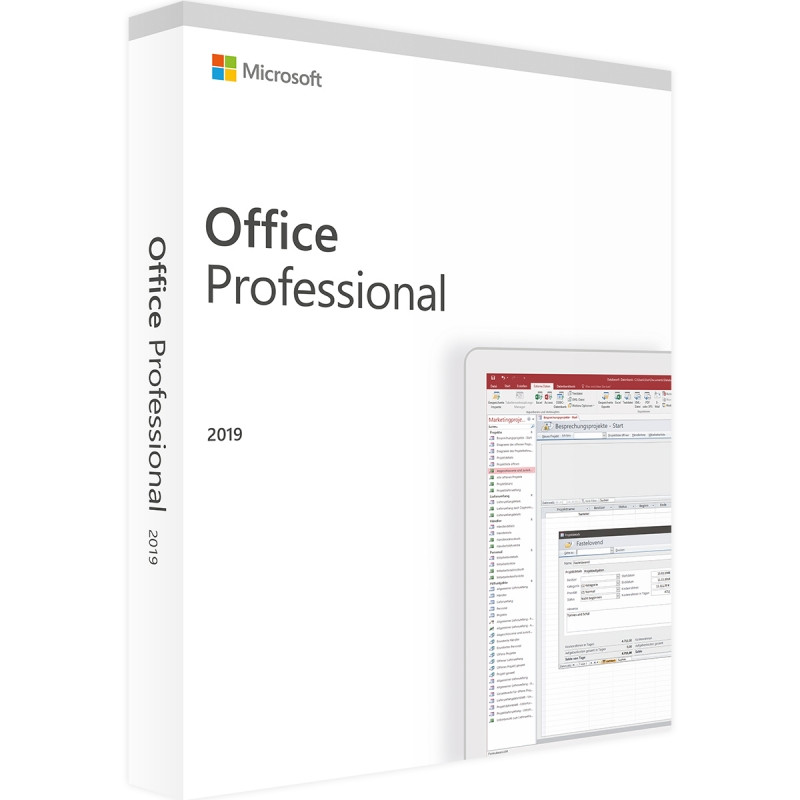 Office 2019 Professional   Windows System