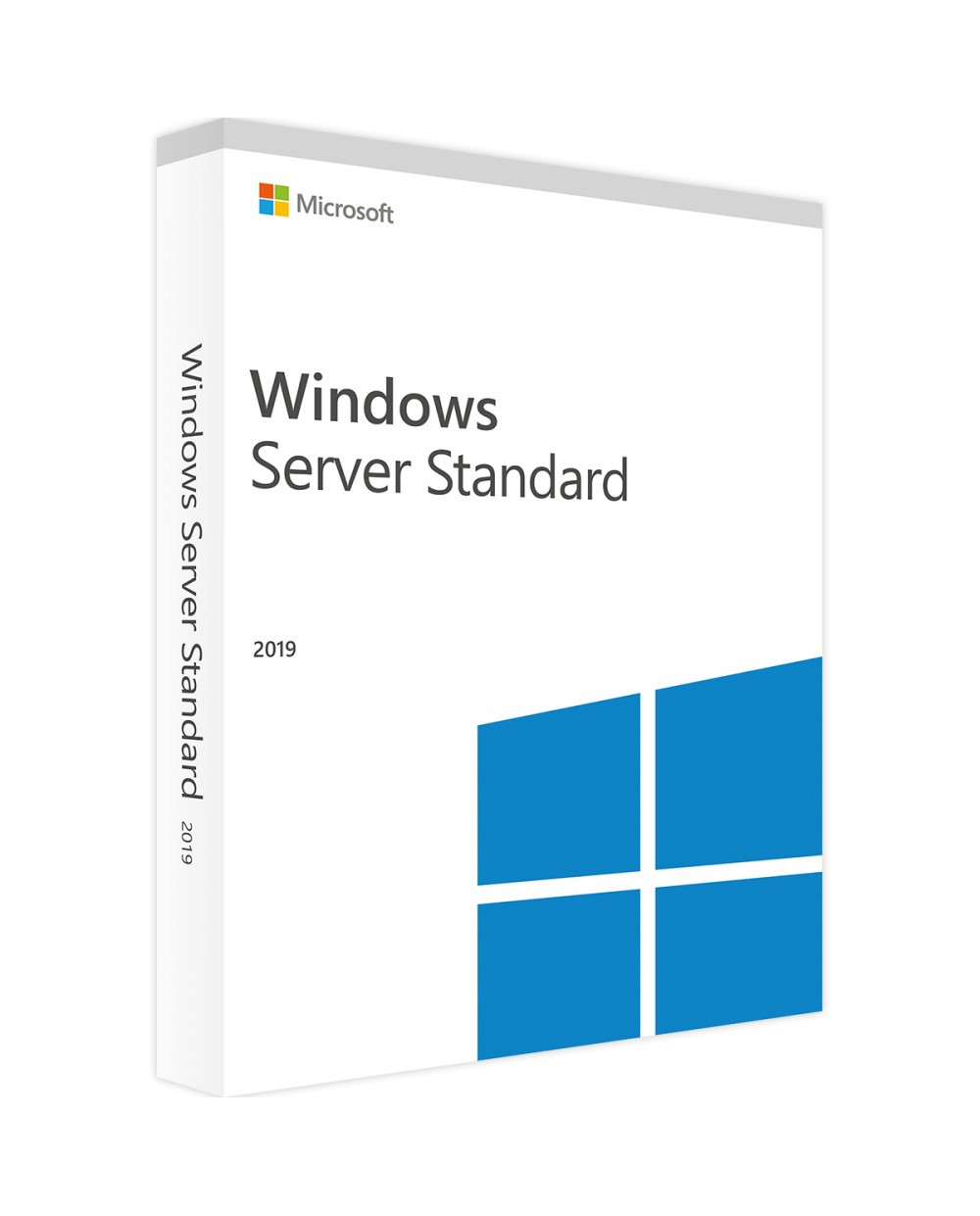 Windows Server 2019 Standard   10 Benutzer 16 Core