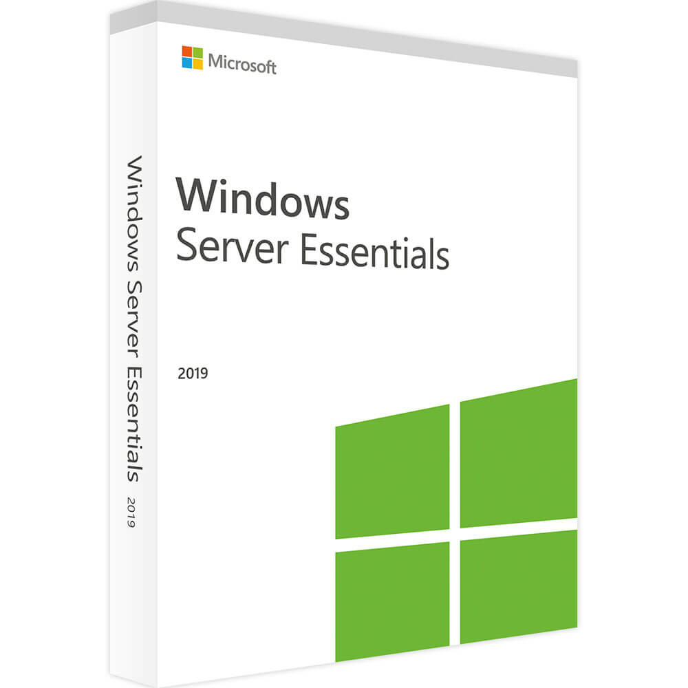 Windows Server 2019 Essentials